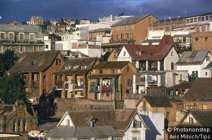 Madagascar, Antananarivo