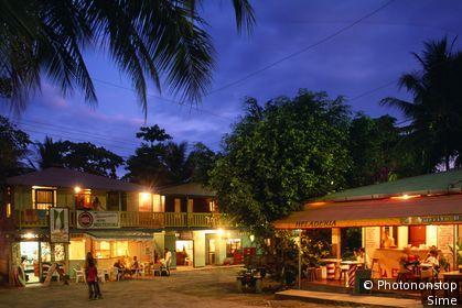 Costa Rica, Guanacaste - Montezuma village