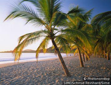 Costa Rica / Nicoya Peninsula / Guanacaste / Playa Carrillo near Samara
