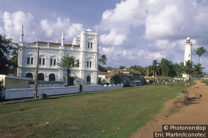 Sri Lanka, Galle, fort hollandais