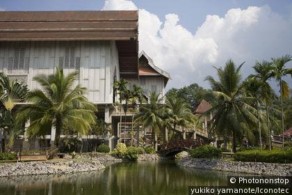 Malaisie, Kuala Terengganu, musée