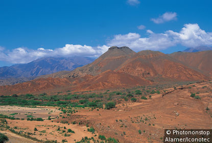 Argentine, Nord Ouest, Quebrada de Cafayate