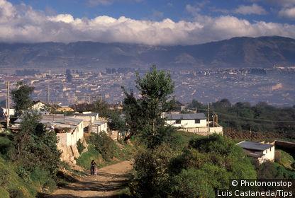 Guatemala, Quetzaltenango