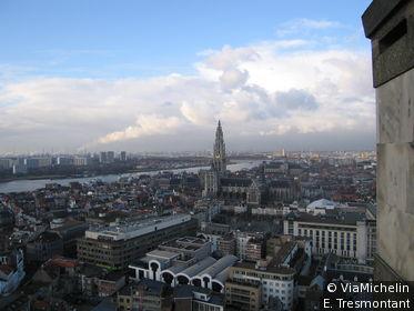 Vue d'Anvers