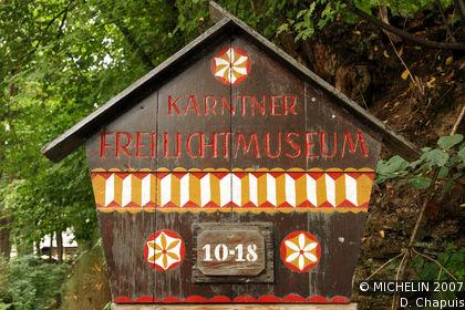 Kärntner Freilichtmuseum