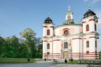 Stadl-Paura Church