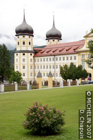 Abbey of Stams