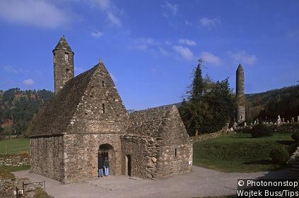 Glendalough Monastic Complex
