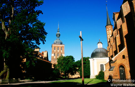 Frombork Cathedral Hill