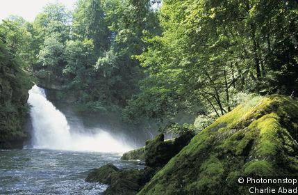 Doubs Falls