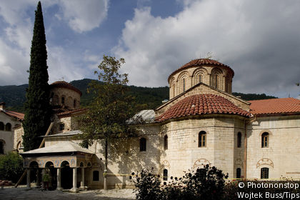 Church of Our Lady, Backovo Monastery