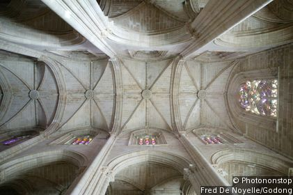 Monastery of Batalha: Chapter House