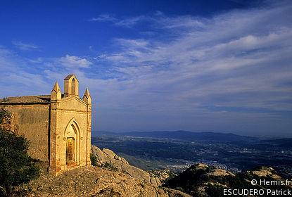 Serra de Montserrat Hemitages and Belvederes