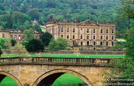 Chatsworth: Park and Gardens