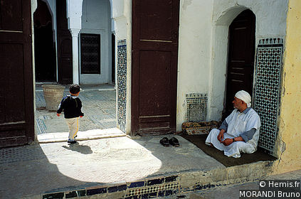Andalusian Mosque