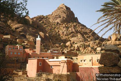 Tafraoute Region