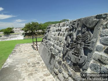 Xochicalco: Feathered Serpent Temple