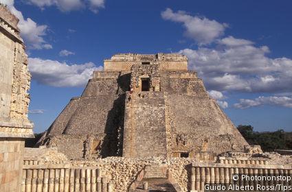 Uxmal: Great Pyramid