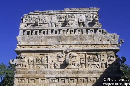 Chichén Itzá: Chichén Viejo