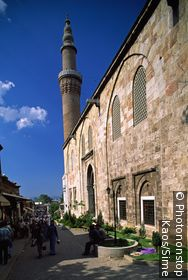 Great Mosque, Bursa