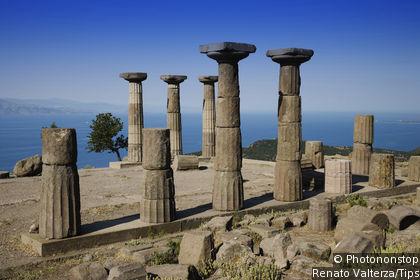 Assos Acropolis