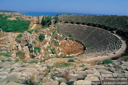 Side Roman Theatre