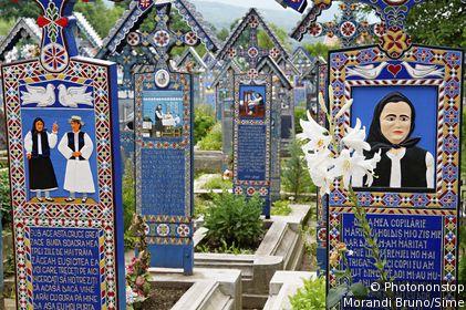 Sapânta Cemetery