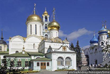 Holy Trinity-St. Sergius Lavra: Trinity Cathedral
