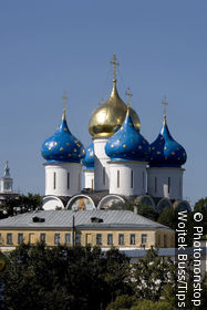 Holy Trinity-St. Sergius Lavra - Dormition Cathedral