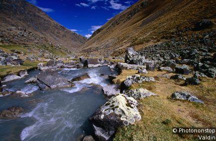 Cordillera of Huayhuash