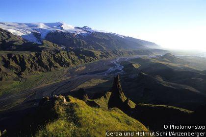 Thorsmörk Valley