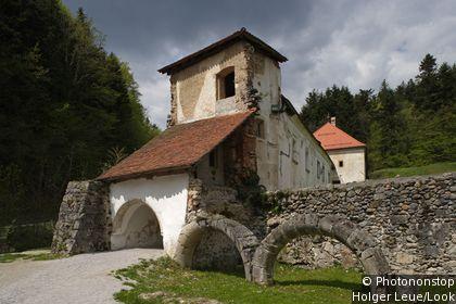 Zice Carthusian Monastery