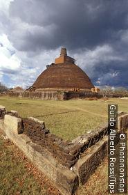 Anuradhapura: Jetavanarama