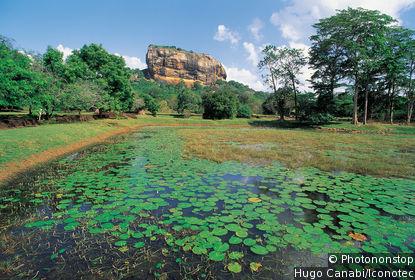 Sigiriya Hanging Palace