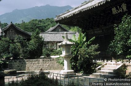 Tongdo-sa Temple