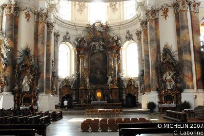 Abbey Church of Ottobeuren