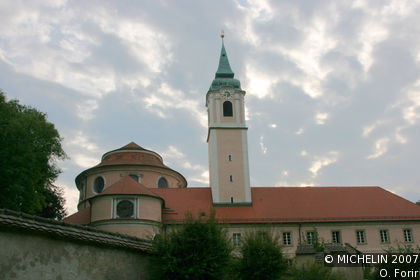 Weltenburg Abbey