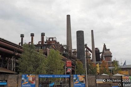 Ancienne usine sidérurgique