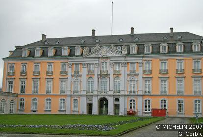 Augustusburg Castle (in Brühl)