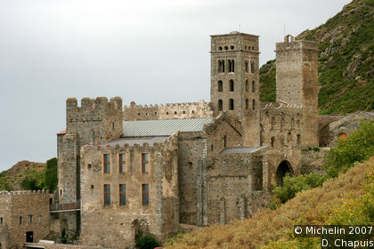 Sant Pere de Rodes' Monastery