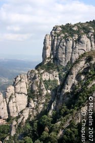 Serra de Montserrat