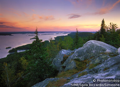 View from Koli hill