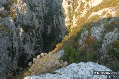Gorges of the Cetina