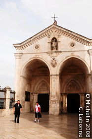 Santuario di S. Michele (Sanctuary of St Michael)
