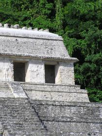 Palenque Site: Temple of the Inscriptions