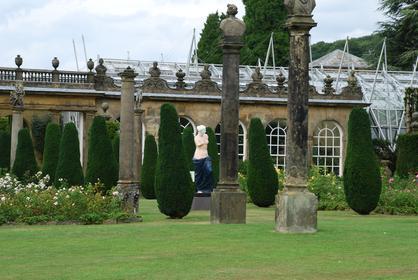 Parcs et jardins de Chatsworth