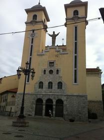 Iglesia en Ribadesella