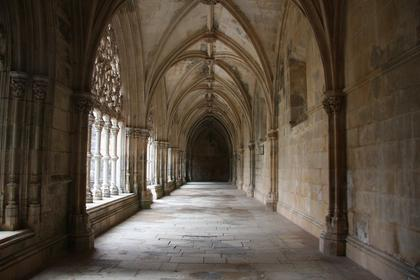 Monastery of Batalha: Royal Cloister