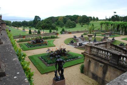 Osborne House : les jardins et le parc.