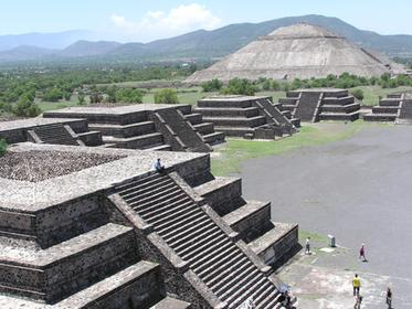 Teotihuacán: Citadel